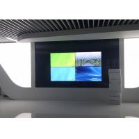 SMD LED Screen Indoor , LCD Video Wall 5.3mm 46 Inch With DID Panel