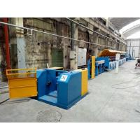 Quality Cold Rolled Type Drawing Wire Machine , Metal Drawing Machine For Steel Wire 2000kg wholesale
