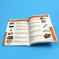 Buy cheap Paper / Paperboard Perfect Binding Catalogue Printing Service Customized A4 / A3 / A5 from wholesalers