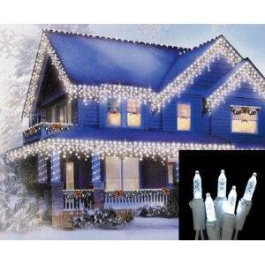 China Christmas Window Light Decoration 400 pcs/string on sale