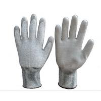 Quality Best selling customized OEM working gloves Cut Resitant PU Glove cut level 5 of size S, M, L, XL of China supplier wholesale