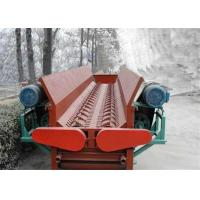 Quality Model 160 Wood Recycling Machine with Double Tooth Roller Log Peeling wholesale