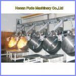 Quality peanut flour coating machine, japanese bean flour coated peanut machine wholesale