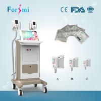 Cheap 0.1 Celcius cooling control cryo freezing cryolipolysis fat freezing machine for sale for sale