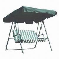 Quality 170x110x153cm swing chair, cover made of polyester wholesale