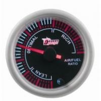 Quality 3 In1 Stepping Water Temperature Motor Racing Auto Gauges 50mm , Car Oil Pressure Gauge wholesale