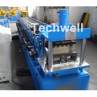 Quality Light Steel Stud Roll Forming Machine , 5.5 Kw Industrial Metal Roll Forming Machine wholesale