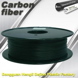 Cheap Carbon Fiber Filament 1.75mm 3.0mm .3D Printing Filament, 1.75 / 3.0 mm. for sale