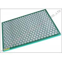 Quality Professional Shale Shaker Parts 30 - 400 Mesh Steel Frame Shaker Screen wholesale