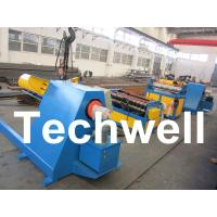 Quality 30KW High Speed Simple Metal Sheet Slitting Machine Line To Cut Coil Into 10 Strips wholesale