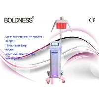 Quality hair loss treatment Laser Hair Growth Machines Rejuvenation Fast Restoring Bald Head Natural wholesale