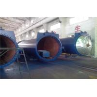 Quality Safety Chemical Wood Autoclave Machine For Laminated Glass , High Pressure wholesale