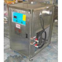 Quality 1N / 220V / 50HZ R22 Refrigerant Mini / Small Air Cooled Laser water Chiller With 2000 m3/h Air Volume wholesale