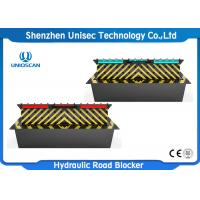 Quality Parking Lot System Car Stop Hydraulic Road Barrier / Security Road Blocker wholesale