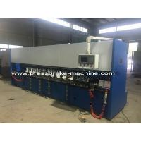 Buy cheap V Groover Machine Cutting Stainless Steel V Grooivng Machine Pneumatic Pressure from wholesalers