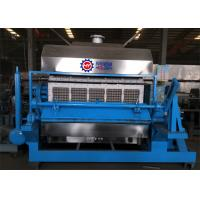 Quality 150kw Fully Automatic Egg Tray Machine Easy Operated Low Consumption wholesale