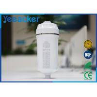 Buy cheap Vitamin C Bath Activated Carbon Shower Water Filter Size 86 mm x 86 mm x 210 mm from wholesalers