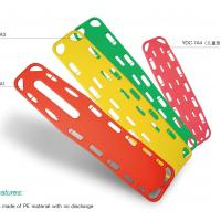 Quality PE Foldable Stretchers-Spine Board for hospitals, sports ,ambulance carrying patients wholesale