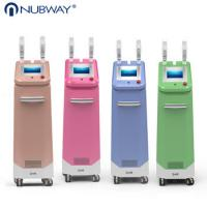Quality Beijing Nubway ipl hair removal machine / multifunctional elight ipl machine / face lifting ipl wholesale