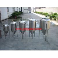 China New product stainless steel 25 gallon beer fermenter on sale
