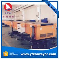 Quality Retractable Belt Conveyor for Loading Unloading all size of trucks,vehicles wholesale