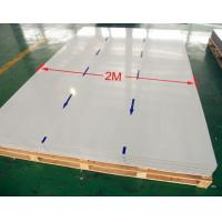 Quality 2 Meters Width Aluminum Composite Panel With Precision Coating 2mm—4mm Thickness wholesale