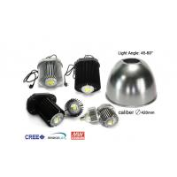 Quality Cree LED High Bay Lights 85-265 Vac Input With Bridgelux Integrated Chips wholesale