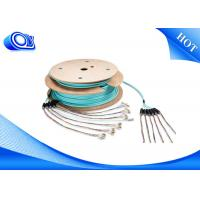 Buy cheap Armored  Optic Cable Multi Mode 24 Cores For Outdoor Communication from wholesalers