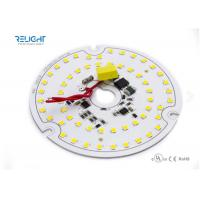 Quality SMD Seoul 3528 Round HV series LED PCB Module 9W 15W dimmable 200-240V wholesale