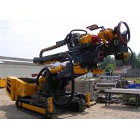 Quality Hydraulic Crawler Drills SM-300 Double Motor Lifting Force 50KN With High Rotation Speed wholesale