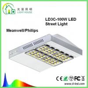 Quality SMD3030 100 Watt Led Shoe Box Light Fixture 13000lm 100-277v 5000k wholesale