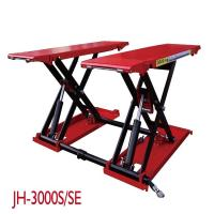Quality 6-8 Bar Garage Scissor Lift , Hydraulic Scissor Lift Flexible Operating System wholesale