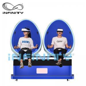 Quality Virtual Reality Smart HD 9D Egg VR Cinema 360 Degree Rotation For Amusement Park wholesale