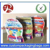 Quality Ziplock Candy Plastic Food Packaging Bags Stand Up With Top Zipper wholesale