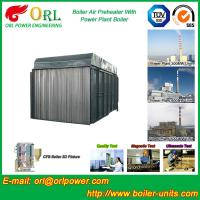 Quality Coal Fired Boiler Steam Coil Air Preheater 10 Ton For Power Station wholesale