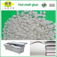 Cheap Hard Cover Book Hot Melt EVA Adhesive For For Bookbinding ( Spine Glue ) for sale