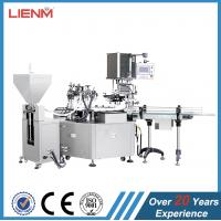 Quality Automatic / Manual Cosmetic Filling Machine For Cosmetic Creams / Lotions wholesale