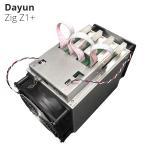 Quality Lyra2Rev2 Algorithm 7.25G/S 1200W DAYUN Z1+ Zig Z1+ Miner Asic Mining Machine wholesale