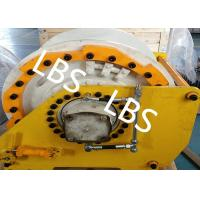 Quality Wire Rope Hydraulic Towing Marine Winch With Lebus Groove Drum wholesale