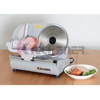"Quality 150 Watt Heavy duty Food Slicers Stainless steel Cuts up to 5/8"" Thickness wholesale"