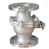 "Quality Blow - Out Proof Stem 3"" * 150LB WCB Water Flanged Ball Valve With Handwheel wholesale"