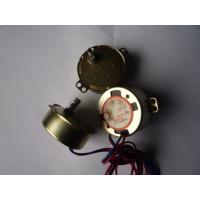 China 4W CCW Rotation E Insulation Class Reversible Synchronous Motor With Low Noise on sale
