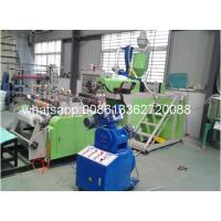 Quality Single Layer Stretch Film Making Machine , LLDPE Blown Film Equipment 1200mm wholesale