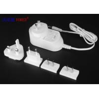 Quality 24W Interchangeable Power Adapters 100 - 240V AC Input  High Speed Charging wholesale