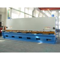 Buy cheap Mechnical Hydraulic Guillotine Shearing Machine 6.5m Shear Steel from wholesalers