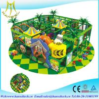 Quality Hansel good sell indoor soft play slides for children in the park wholesale