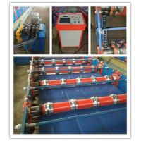 Quality Building Roofing Corrugated Sheet Roll Forming Machine 1250MM Width wholesale