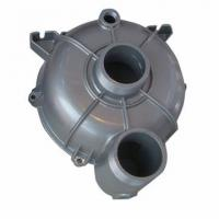 Buy cheap Sandblasting Customized Aluminium Die Casting Parts For Water Pump House Body from wholesalers