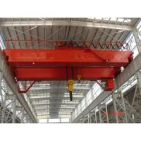 Quality Overhead Crane with Hook Cap.75/20 to 125/32t wholesale
