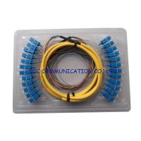 Quality LSZH SC Fiber Optic Pigtail Multi Core Distribution Fan Out Singlemode wholesale